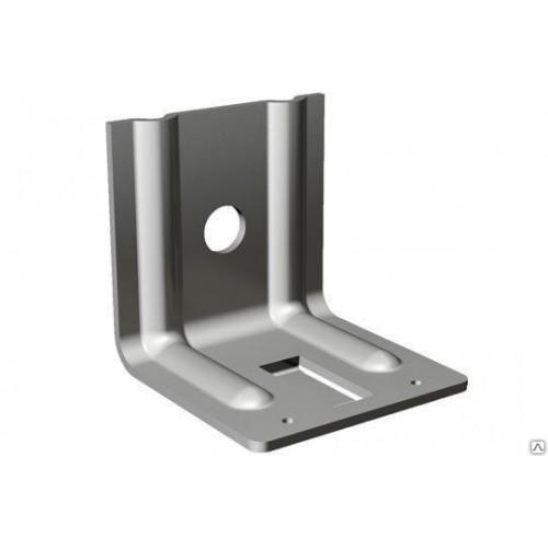 Крепёжный кронштейн КК 80х80 1.2,мм  (шт.)